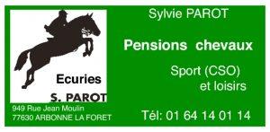 thumbnail of Logo Sylvie Parot