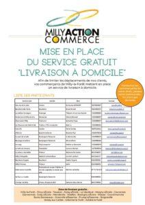 thumbnail of mise en place livraison gratuite commerces de Milly la Forêt
