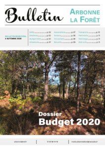 Bulletin Arbonne-la-Forêt Automne 2020